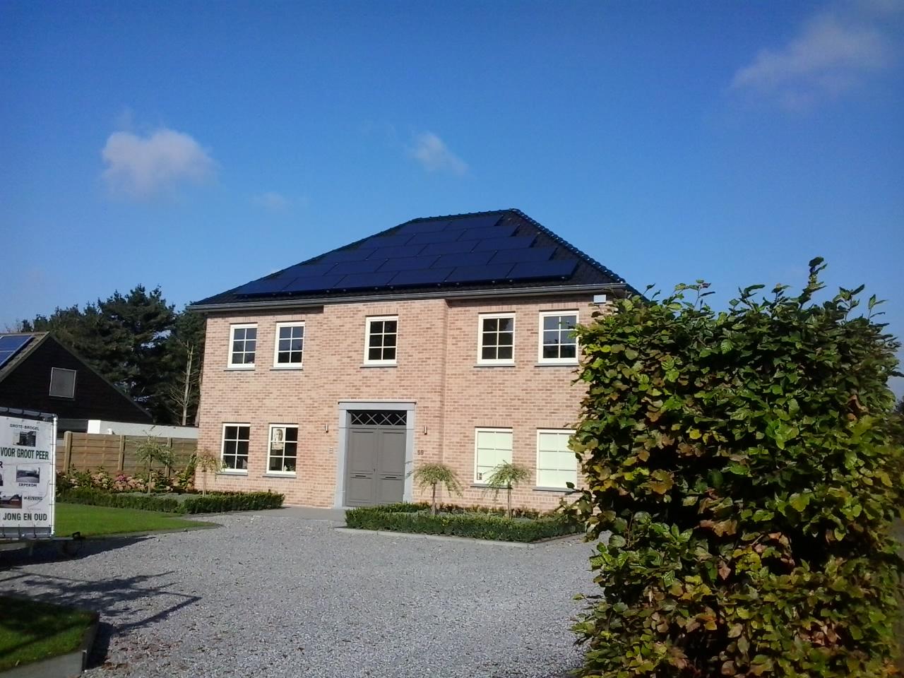 Jouw energie alles om uw huis energiezuinig te maken for Energiezuinig huis